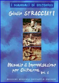 Manuale di Improvvisazione per Chitarra - Vol. 1
